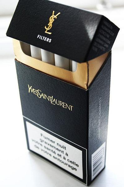 Stilīgas cigaretes Kas var būt... Autors: ulmane Stilīgi