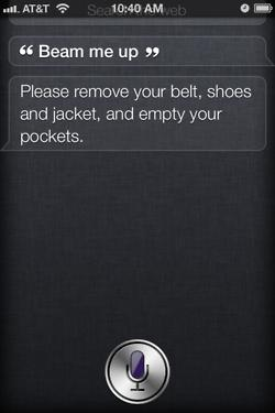 Autors: WasItaDream Iphone 4S - Siri aplikācija.