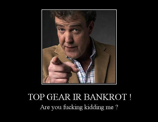 Autors: The wTTF Top Gear ir Bankrot !