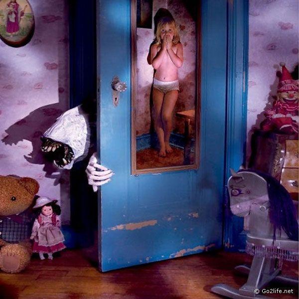Autors: Fosilija No kā tu baidījies bērnībā?