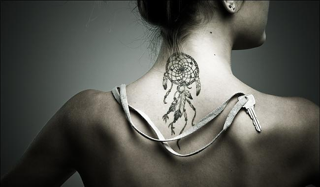 Sapņu ķērājs Ir teikts ka... Autors: Fosilija * Tetovējumu Un Krāsu Nozīme.
