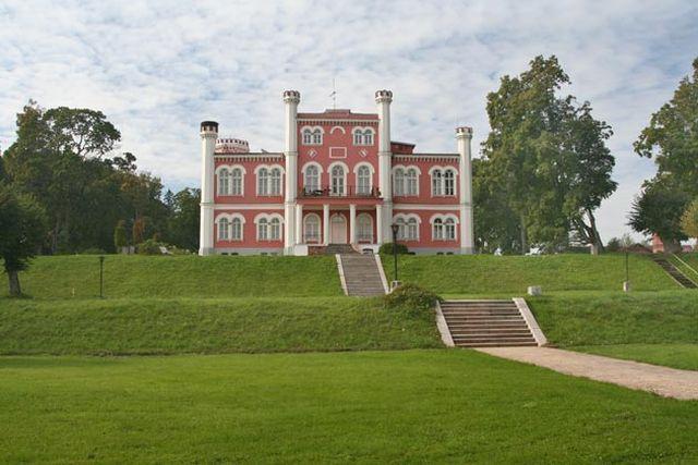 Bīriņu pils Celta Augusta fon... Autors: afrobmw Latvijas pilis