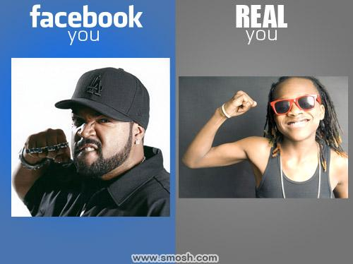 Autors: creammy Facebooks pret reālo dzīvi