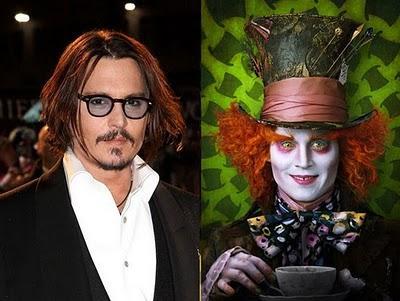 Johnny Depp  Alice in... Autors: Pucklers Slavenību transformācijas