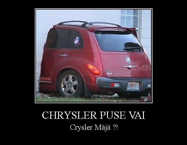 Autors: The wTTF Chrysler Puse VAI