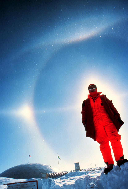 Halo Optisks fenomenskuru rada... Autors: YogSothoth 10 neparastas dabas parādības