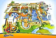 Karte Autors: cham cham Līvu akvaparks.