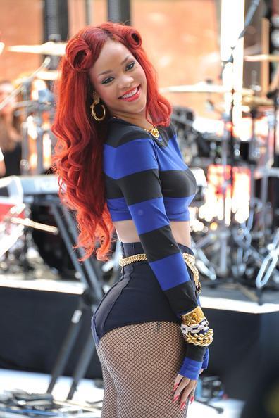 Rihanna Autors: bee62 Hollywood Hot Pants