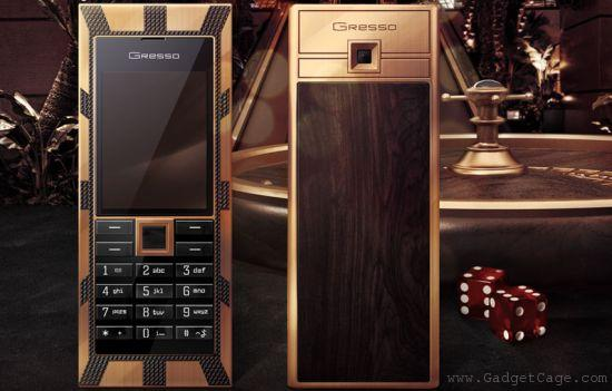 Gresso Luxor Las Vegas Jackpot... Autors: Ūberpele 5 dārgākie telefoni!