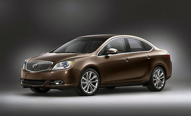 2012 Buick Verano compact... Autors: Plakanais Future cars