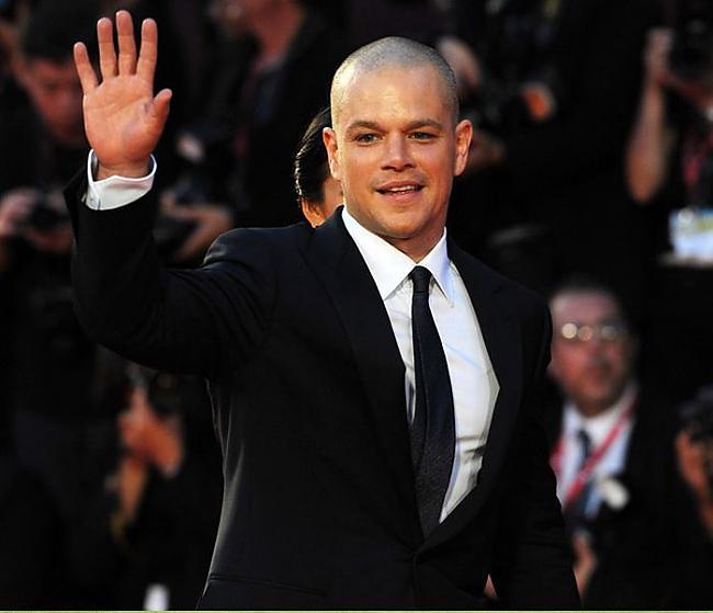 40 Matt Damon ir amerikāņu... Autors: quencher 2011.gada 49 ietekmīgākie Vīrieši