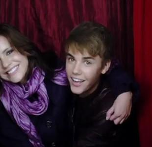 Autors: so sweet girl Justin Bieber - Mistletoe