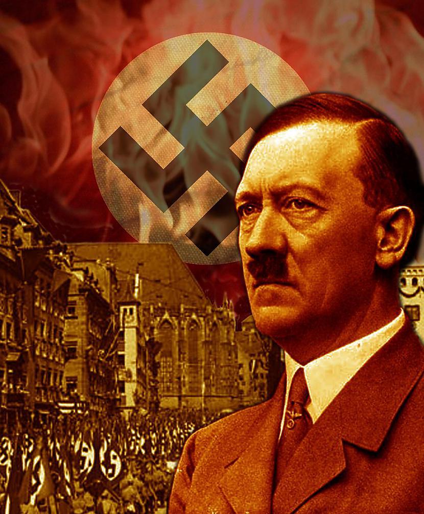 Autors: Pakistanietis Jauna versija par Hitlera nāvi