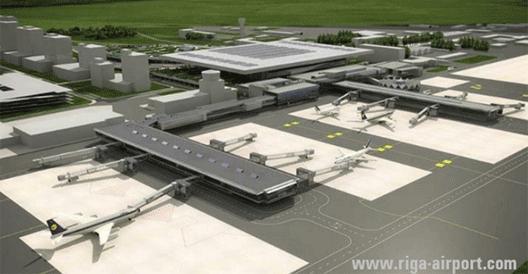 Autors: Rix2 Rīgas lidosta animācijā