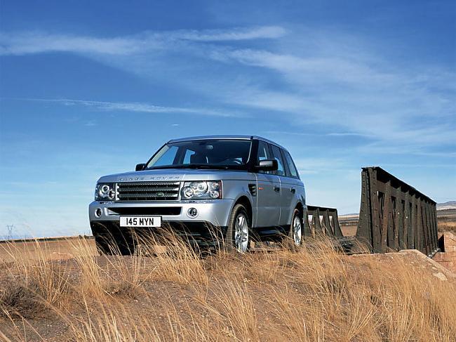 Autors: tomaats24 Range Rover Supercharged