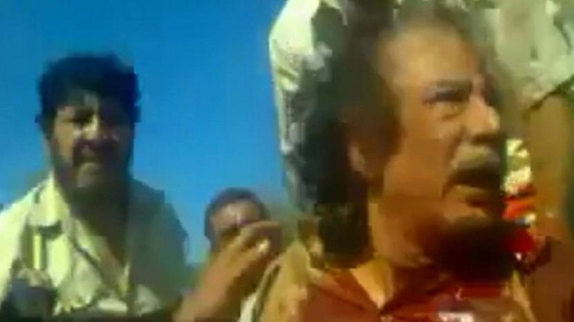 Pulkvedis Gaddafi tika... Autors: žeņa Week in pictures: 15-21 Oktobris