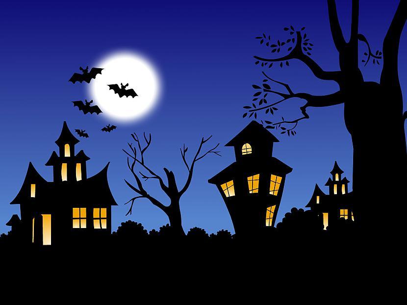 Helovīni ir 2svinētākie svētki... Autors: Bloody April 21 fakts par un ap Helovīniem