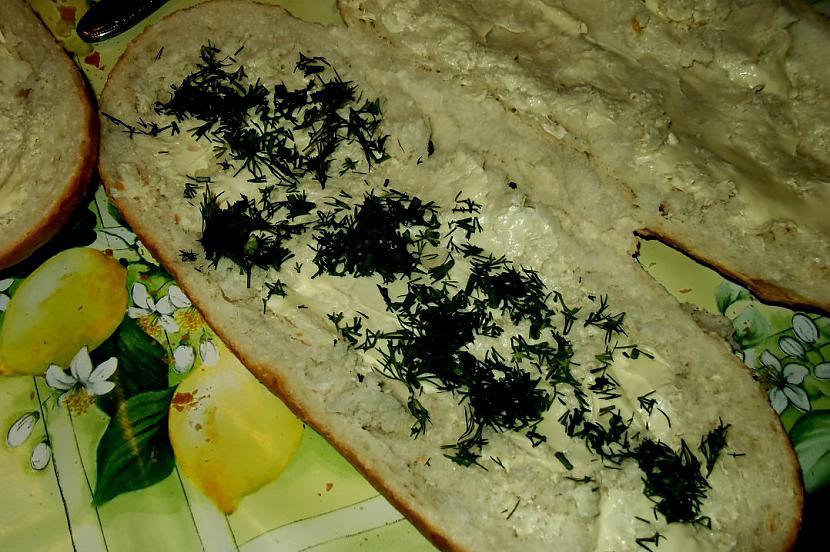 Autors: Fosilija Kā pagatavot maizīti :D