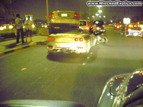 2004 Ferrari 360 ModenaBremzes... Autors: Fosilija Pāris avārijas Kuveitā