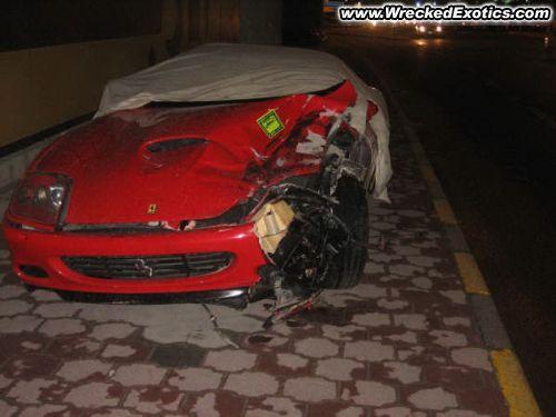 1998 Ferrari 550 Maranello... Autors: Fosilija Pāris avārijas Kuveitā