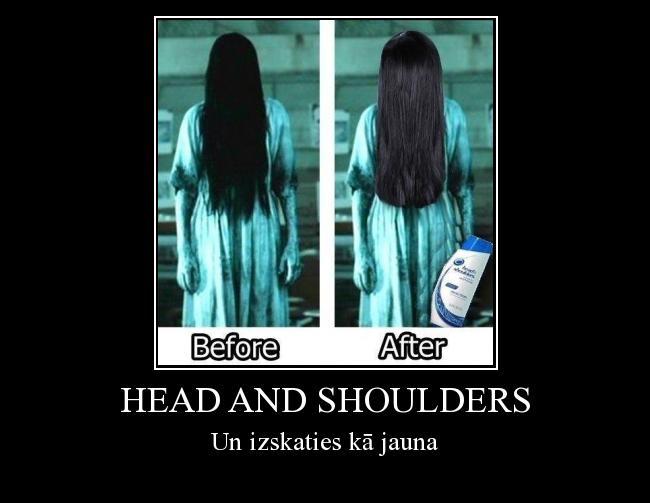 Autors: mazais puika Head and shoulders