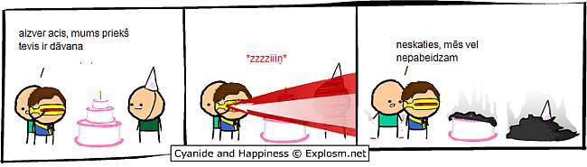 Autors: Ramekin Manis tulkoti komiksi 17