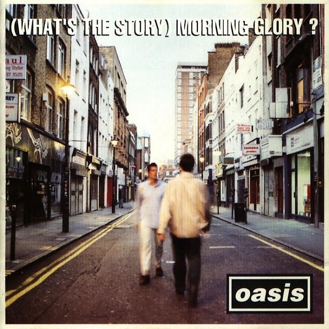 Oasis Whatrsquos the Story... Autors: pofig Albūmu vāki vs Google