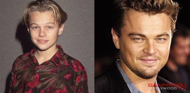Leo DiCaprio Autors: Dīleris Kā laiks izmainīja slavenības.