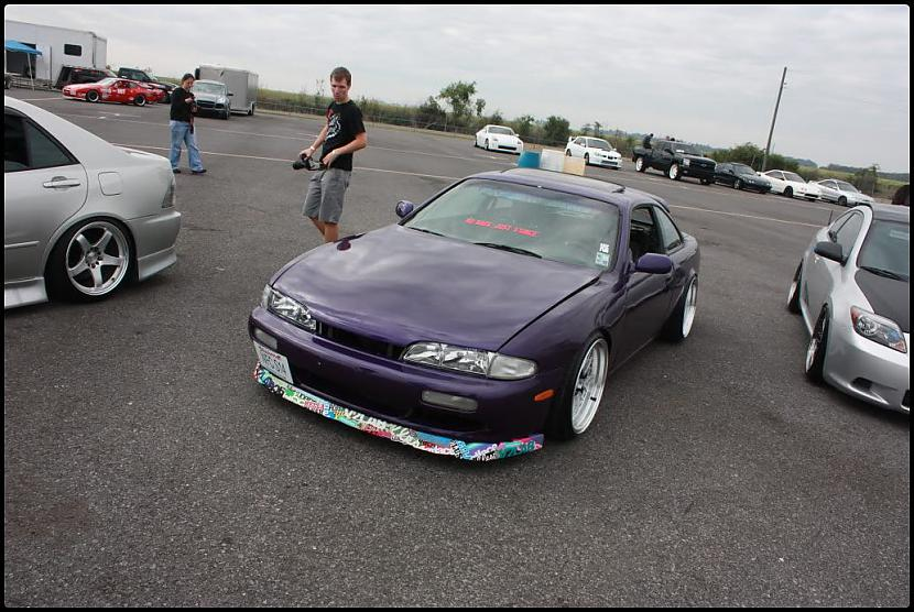 Autors: Fosilija Nissan 240SX S14/a Silvia.