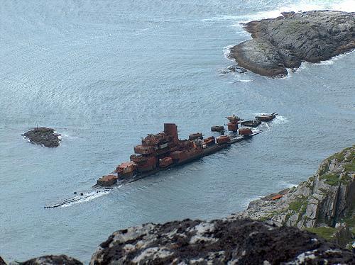 Kuģa nosaukums Myrmansk  Autors: Administrācija Beigti kuģi