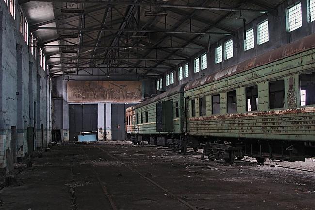 Autors: ShakeYourBody Pamestais vilcienu depo