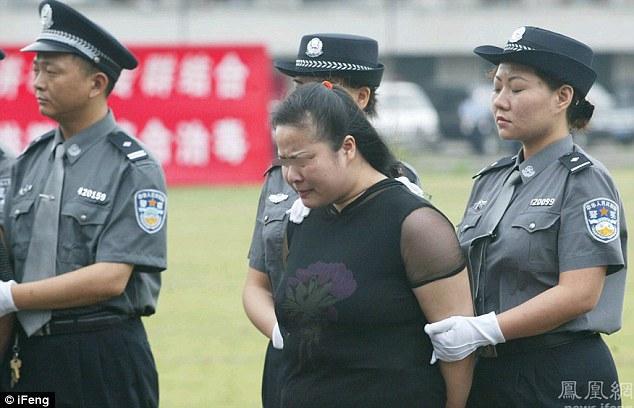 Autors: jumpduckfuckup Ķinas nāvessods.