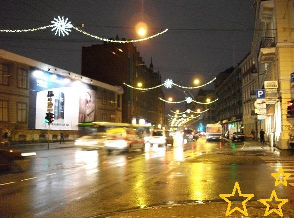 Brīvības iela šogas staro Autors: ghost07 Ziemassvētki Rīgas ielās
