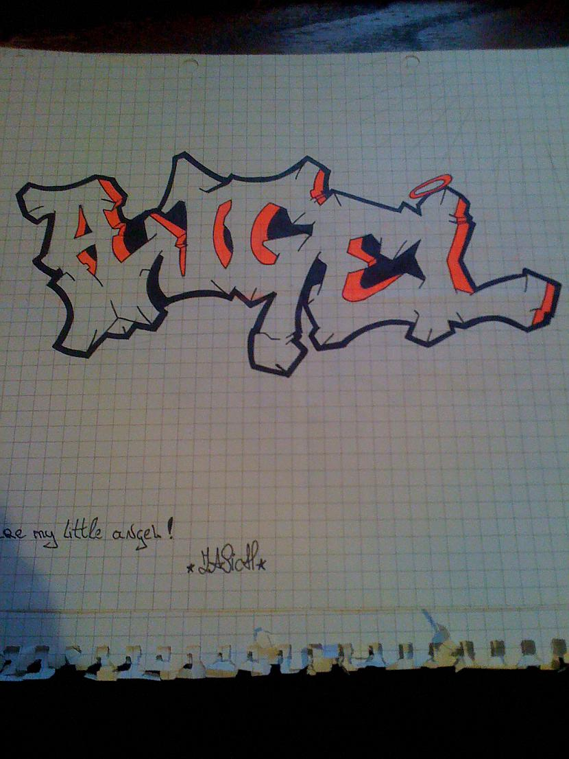 For angel Autors: ZaSiCh Some my drawing