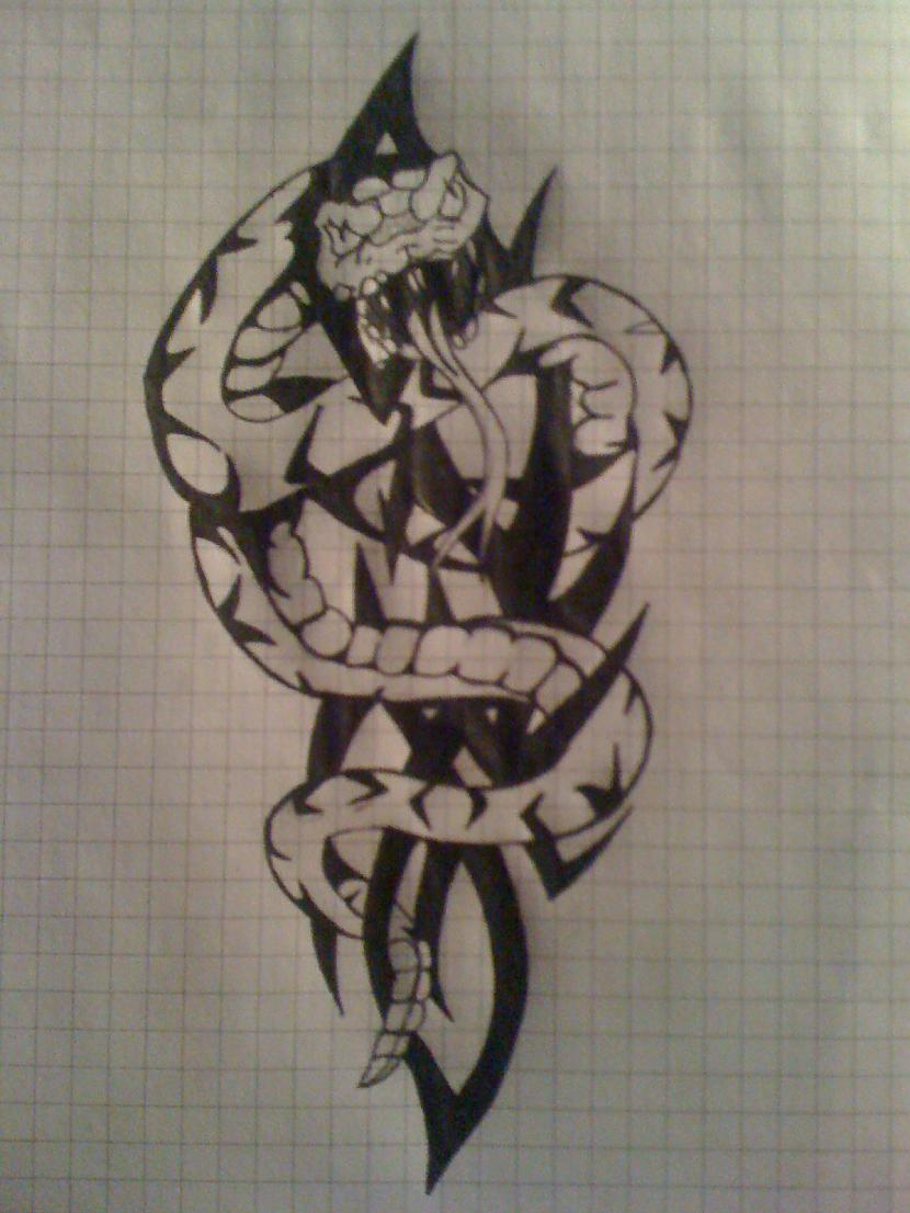 Ssssnake Autors: ZaSiCh Some my drawing