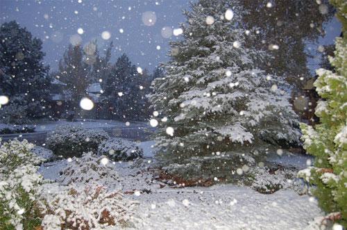 Kad sāk snigt sniegs It īpaši... Autors: Fosilija Labās lietas ziemā!