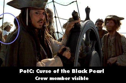 Pirates of the Caribbean Autors: lāsmaM Filmu kļūdas