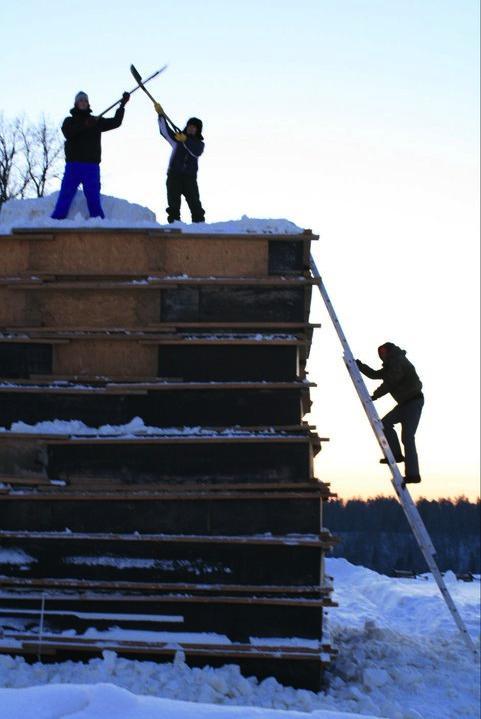 sniegs mums bija jau... Autors: Risoft Lielie kopdarbi I
