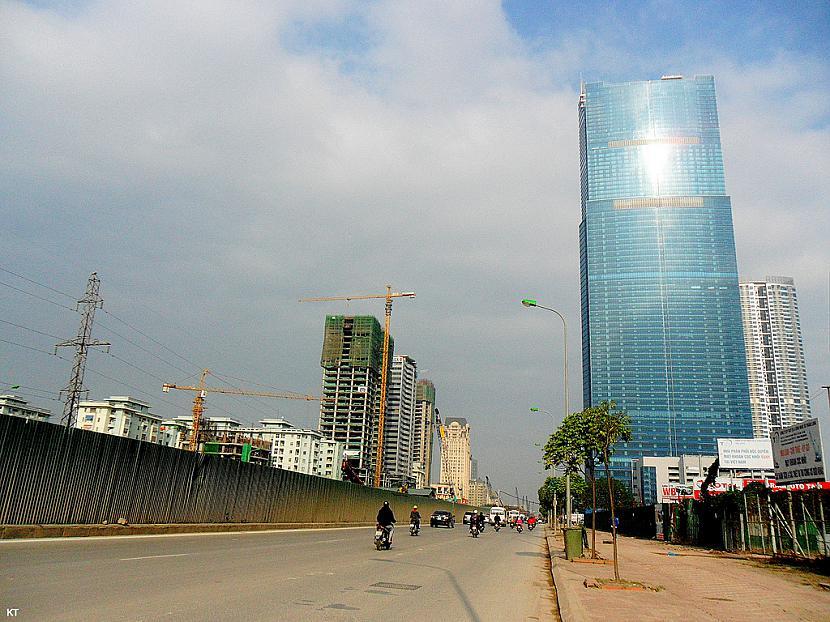 6 vieta Keangnam Hanoi... Autors: estrella Top 10 augstākās celtnes kuras pabeigtas 2011. gadā.