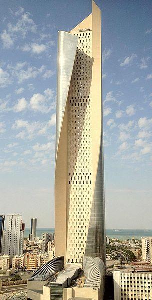 2 vieta Al Hamra Tower Būvēts... Autors: estrella Top 10 augstākās celtnes kuras pabeigtas 2011. gadā.