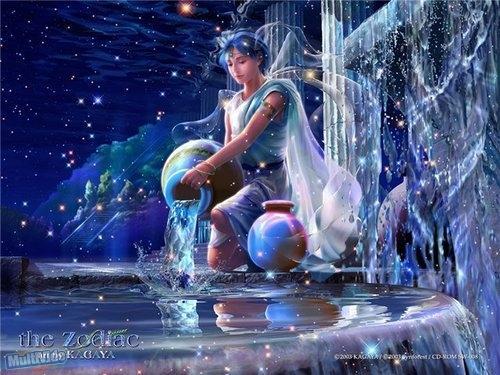 Ūdensvīrs Domā  ko vajag Runā ... Autors: meitēnsss Iespējams īsākais horoskops.