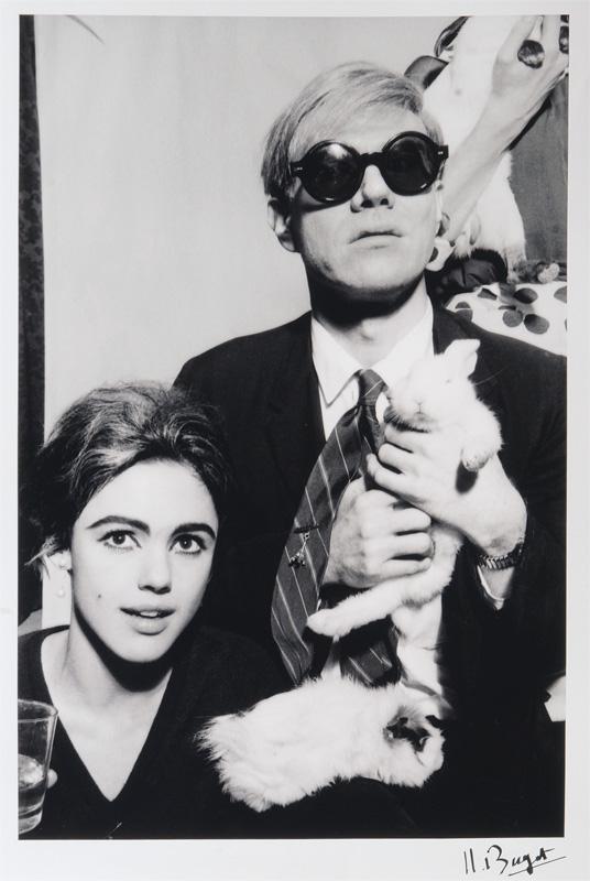 1964 g Īdija jau bija devusies... Autors: Fosilija Edie Sedgwick