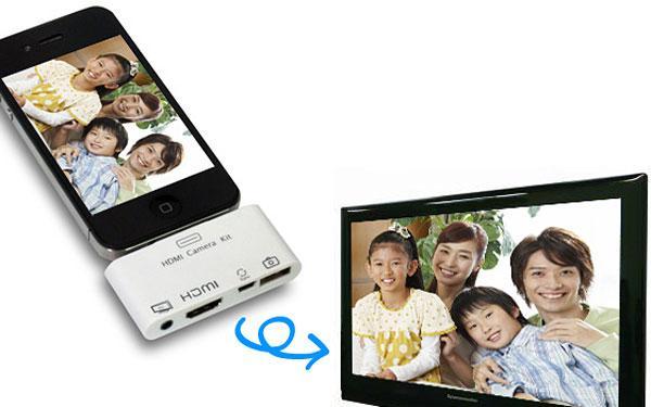 Autors: Ženādijs IPHDAVAD - savienojumu adapteris Apple mobilajām ierīcēm