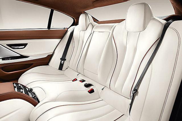 BMW Gran Coupe prezentācija... Autors: TheSaint Jaunais BMW 6.sērijas Gran Coupe.