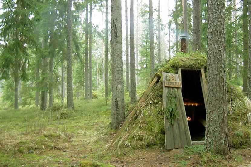 Kolarbyn Eco Lodge Zviedrija... Autors: ĻaunīC Pirmajā vietā, kas?