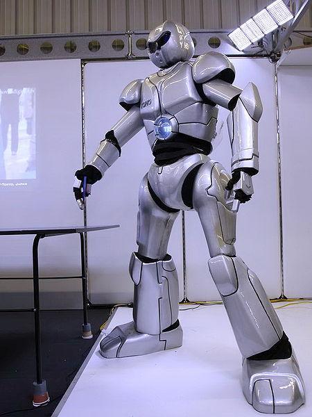 Autors: Bagātnieks Džeki palaiž kosmosā robotu!