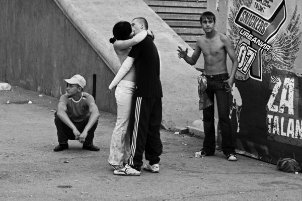 Stājoties attiecībās ar... Autors: Zilais Kamielis Gopņiki - No Citas Puses!