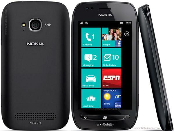 Nokia Lumia 710 TMobile 3G... Autors: estrella Jaunākie telefoni. 11. daļa.
