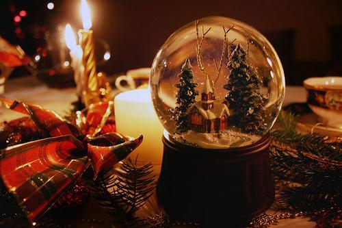 Autors: Fosilija Ziemassvētku noskaņās !