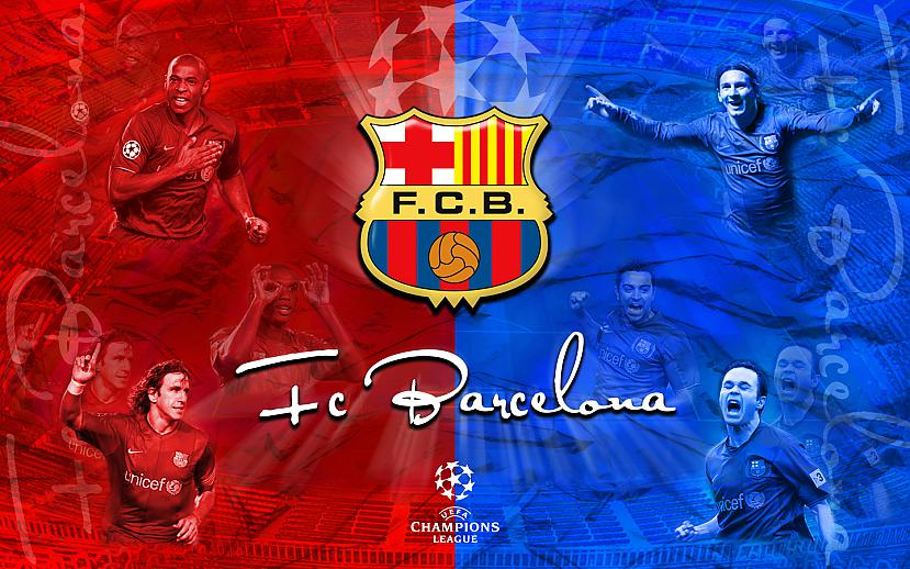 Barcelona  Autors: Lucozade Top 10 dārgākie futbola klubi.